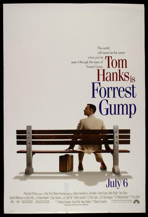 8. 'Forrest Gump'