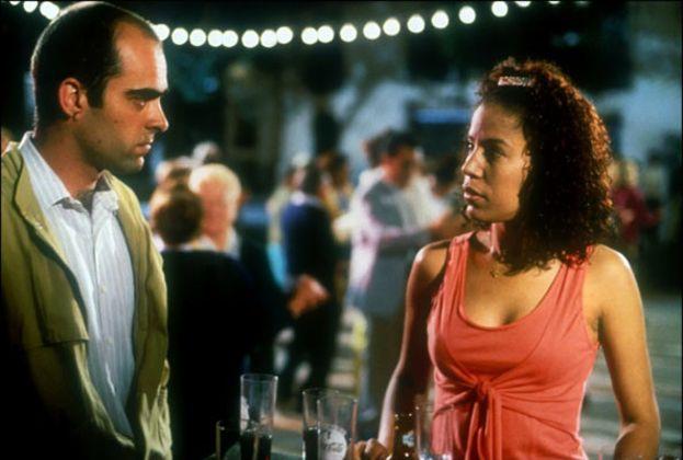 Damián en 'FLORES DE OTRO MUNDO' (1999)