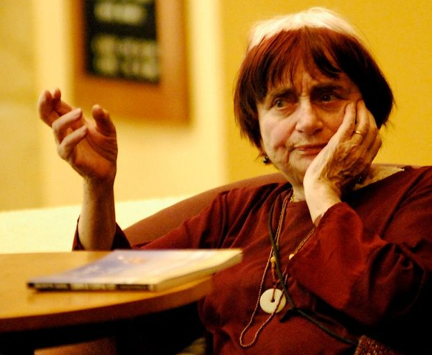 8. Agnes Varda