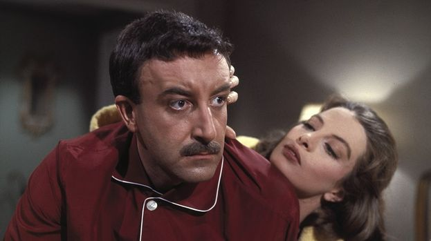 'La Pantera Rosa' (1963)