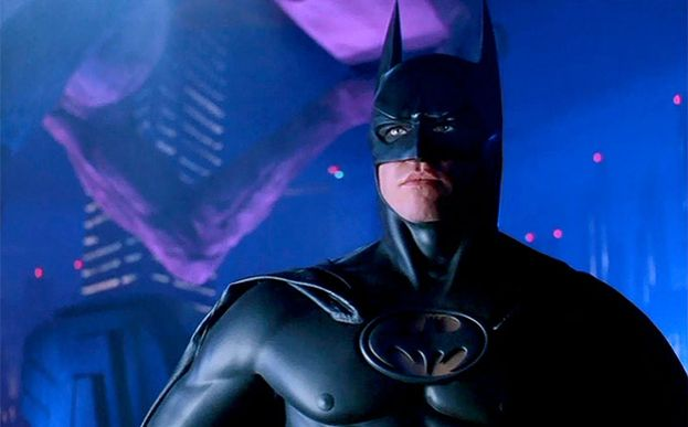 Val Kilmer en 'Batman Forever'