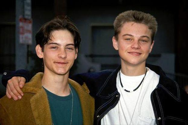 DiCaprio y Tobey Maguire