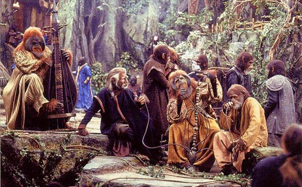 15. 'El planeta de los simios' (2001)
