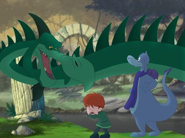 'DRAGONHILL' (2002)