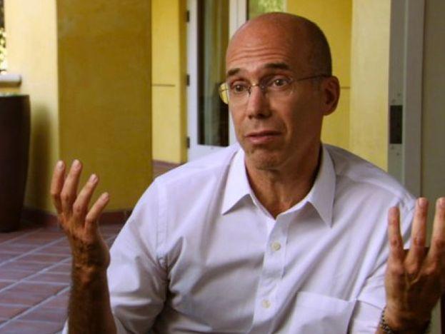 6. Jeffrey Katzenberg