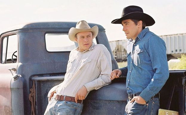 Jake Gyllenhaal y Heath Ledger