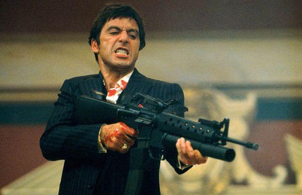 Tony Montana ('SCARFACE', 1983)