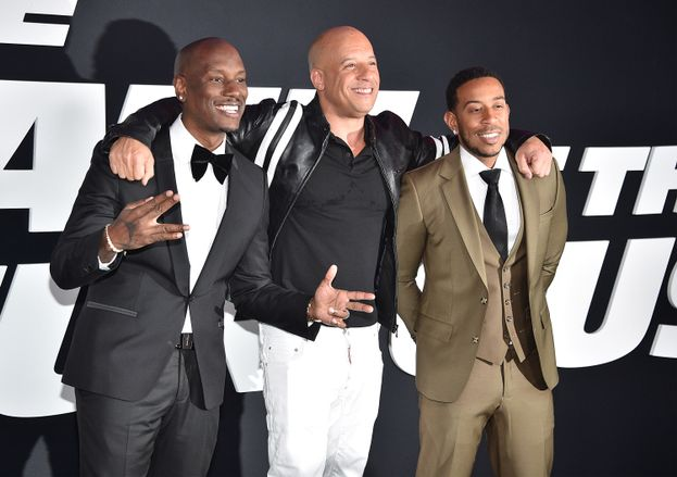 2. Fast & Furious 8