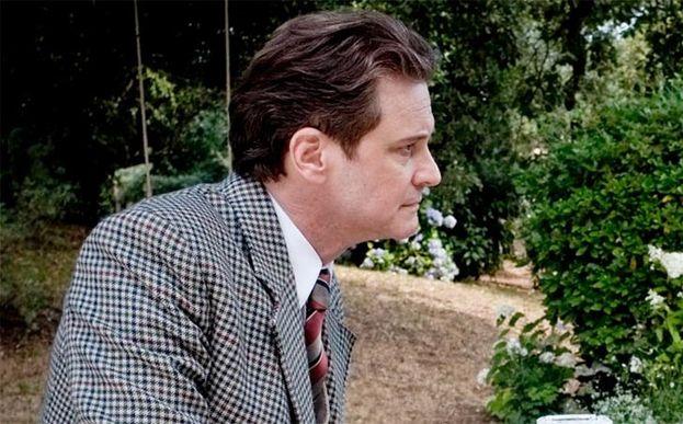 Colin Firth en 'Magia a la luz de la Luna' (2014)