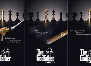 Los mejores posters de 'El Padrino'