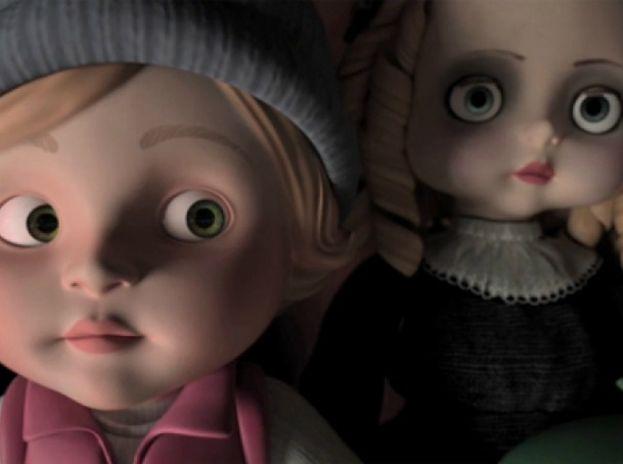 El muñeco de 'ALMA'