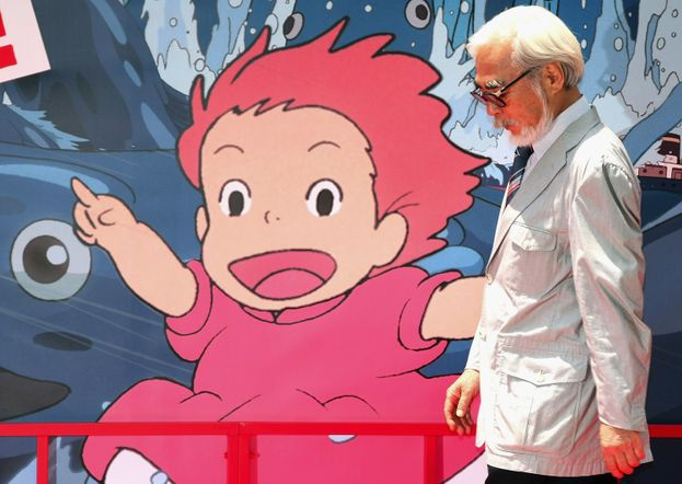 5. Ponyo en el acantilado (2008)