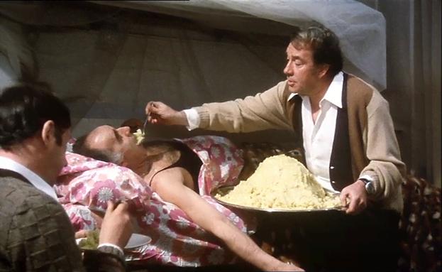 'La gran comilona' (1973)
