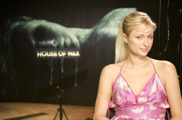 5. La casa de cera (2005)