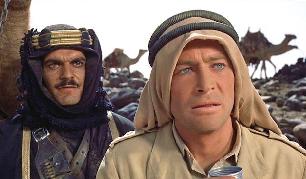 6. 'LAWRENCE DE ARABIA' (1962)