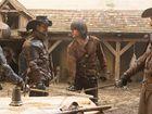 Athos, Porthos, Aramis, D'Artagnan y Treville, imposible elegir a uno solo