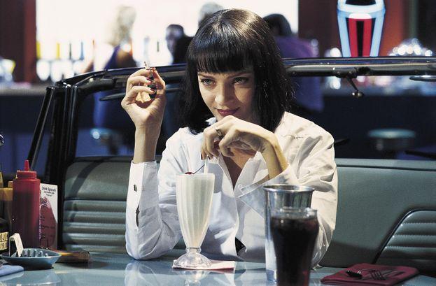 1. La sobredosis de Uma Thurman en Pulp Fiction