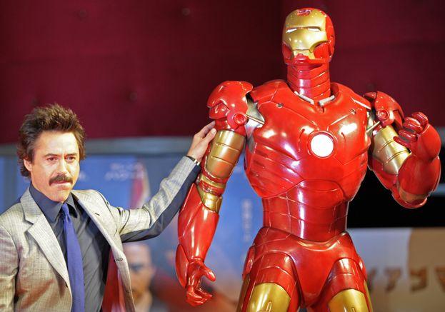J.A.R.V.I.S. de 'Iron Man'