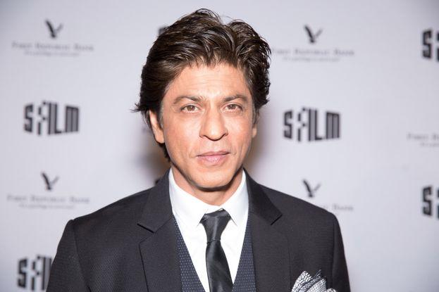 8. Shahrukh Khan