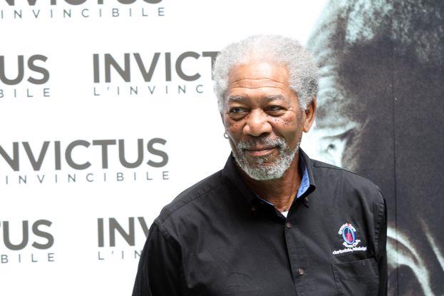 12. Morgan Freeman