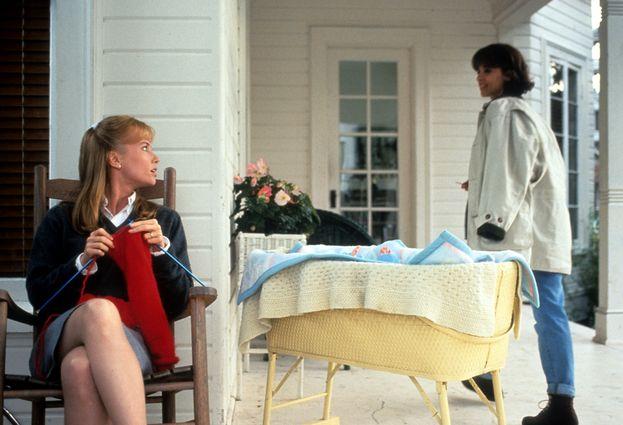 Rebecca de Mornay (La mano que mece la cuna, Curtis Hanson 1992)