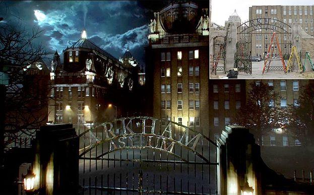 El hospital abandonado Bayley Seton de Staten Island es…