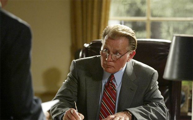 Josiah Bartlet (Martin Sheen)