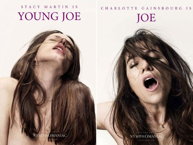 Stacy Martin y Charlotte Gainsbourg en 'NYMPHOMANIAC'