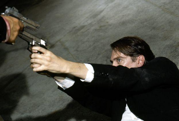 8. Tarantino escribió el guion en poco más de tres semanas