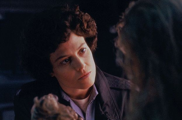 Sigourney Weaver - Teniente Ripley