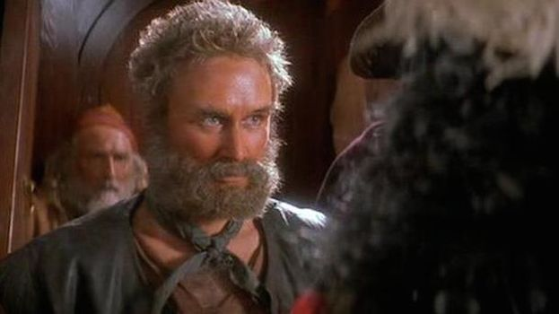 Glenn Close en 'HOOK'