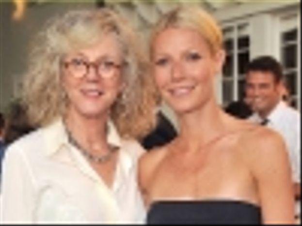 Blythe Danner y Gwyneth Paltrow