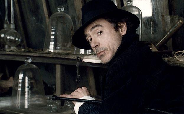 Sherlock Holmes en 'Sherlock Holmes'
