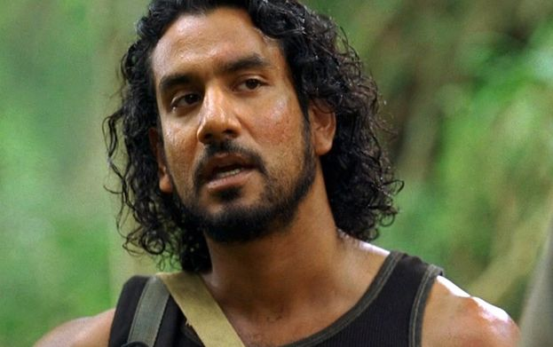 Naveen Andrews (Sayid)