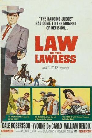 La ley de los sin ley