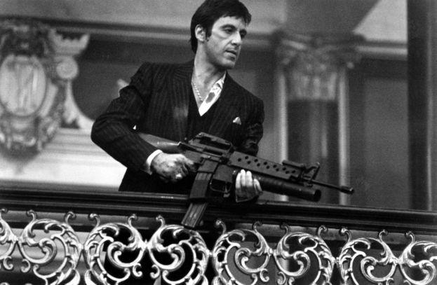5. Al Pacino en El precio del poder