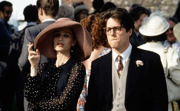 'Cuatro bodas y un funeral' (1994)