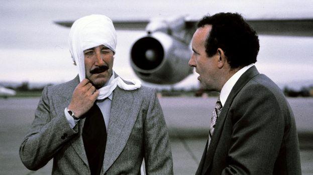 'Tras la pista de la Pantera Rosa' (1982)