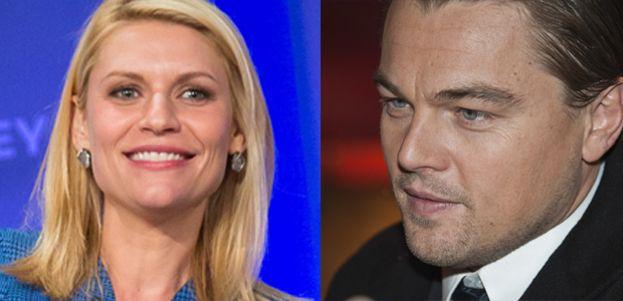 8.- Claire Danes y Leonardo DiCaprio