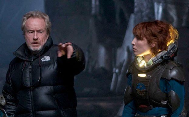 ¿Qué le gusta al director de 'Blade Runner' y 'Alien'?