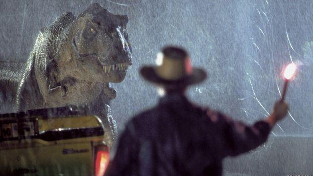 7. Jurassic Park (1993)