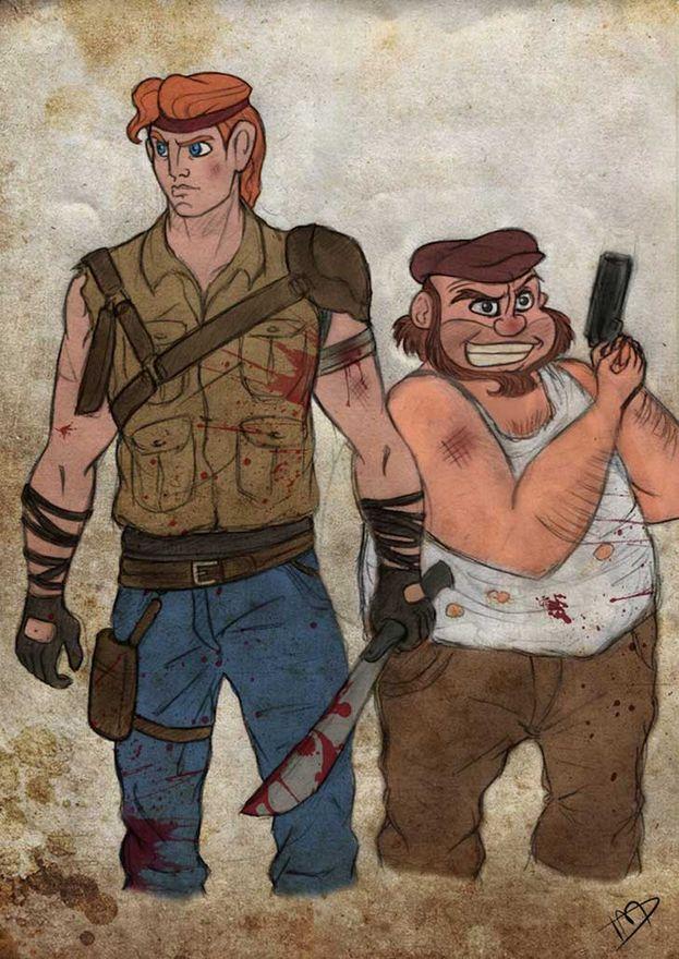 Hércules y Phil