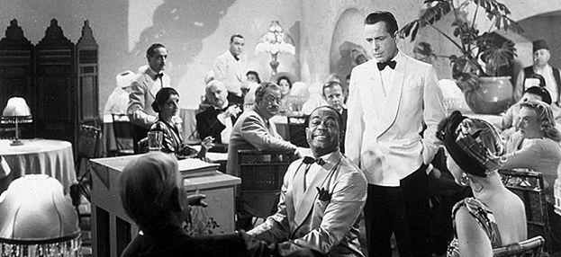 1. Rick en 'Casablanca' (1942)