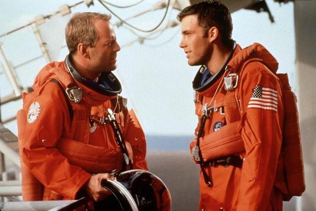 Bruce Willis y el general MacArthur