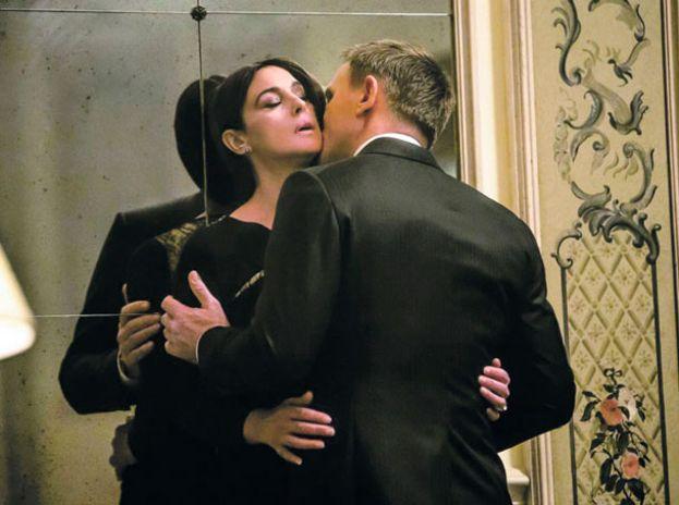Por ser chica James Bond a los 51