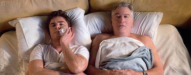 De Niro en 'El becario' y 'Dirthy Grandpa'