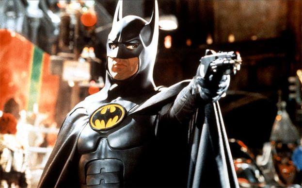 Michael Keaton en 'Batman' y 'Batman Returns'