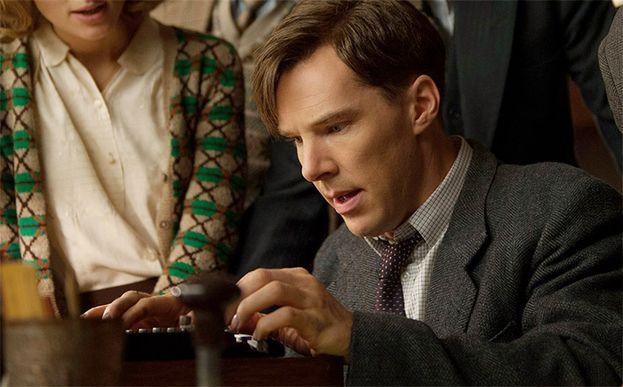 Alan Turing en 'The Imitation Game'