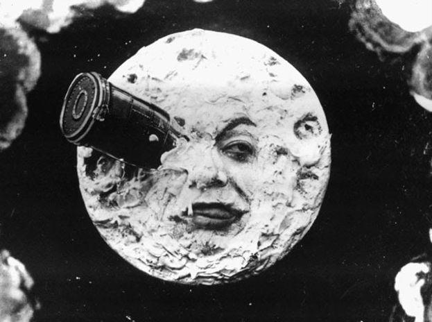 'Viaje a la Luna' (George Méliès, 1902)