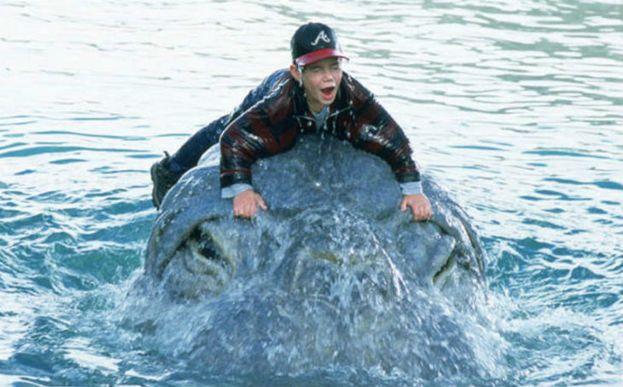 10. Mee Shee de 'El gigante del agua'